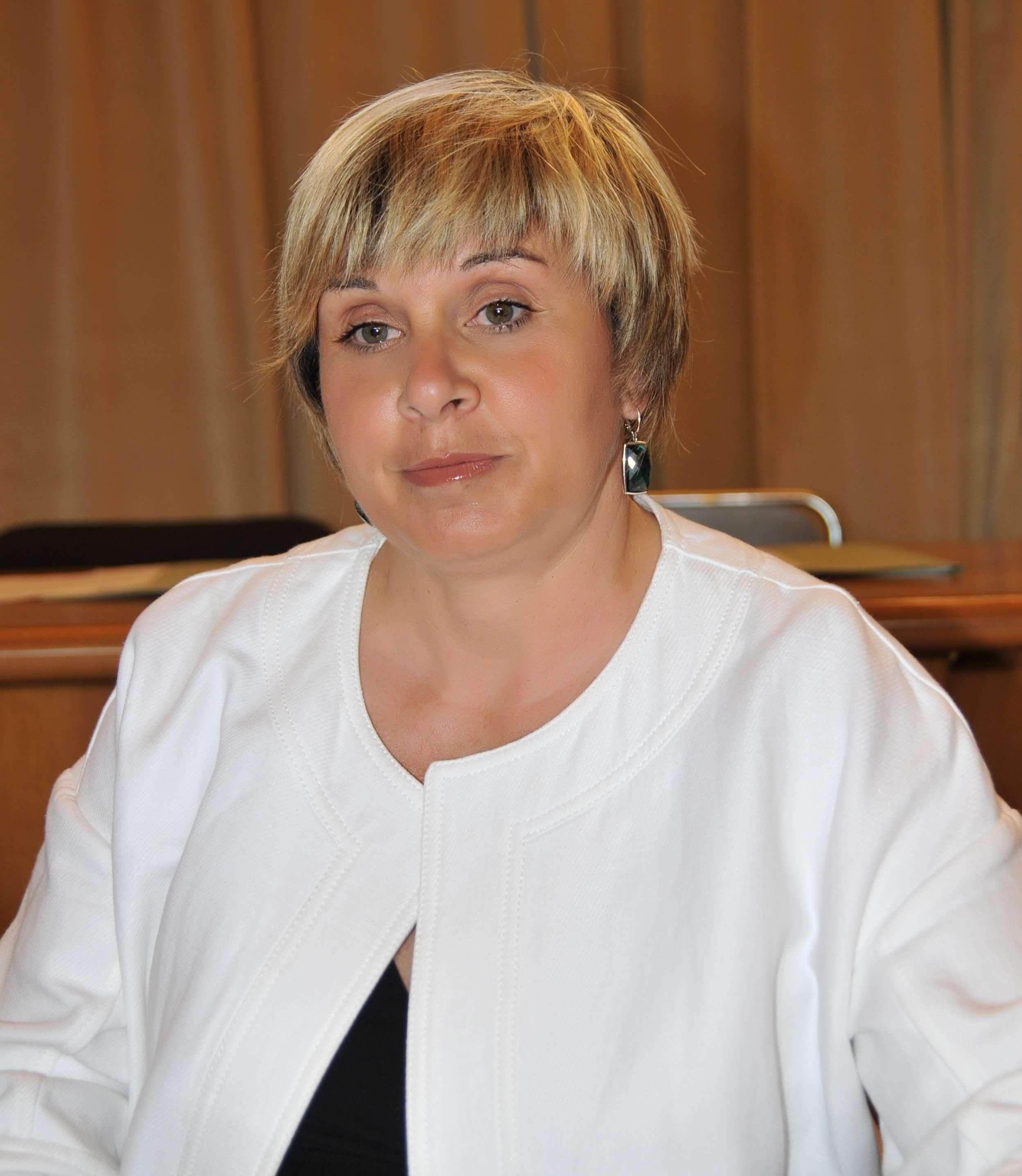 Il nuovo Assessore Elena Catalano