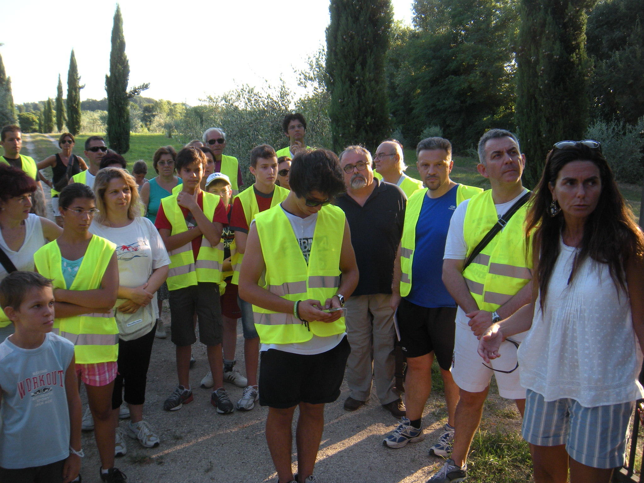 2013 07 31 10000 passi S Giorgio c Turco gruppo nel verde