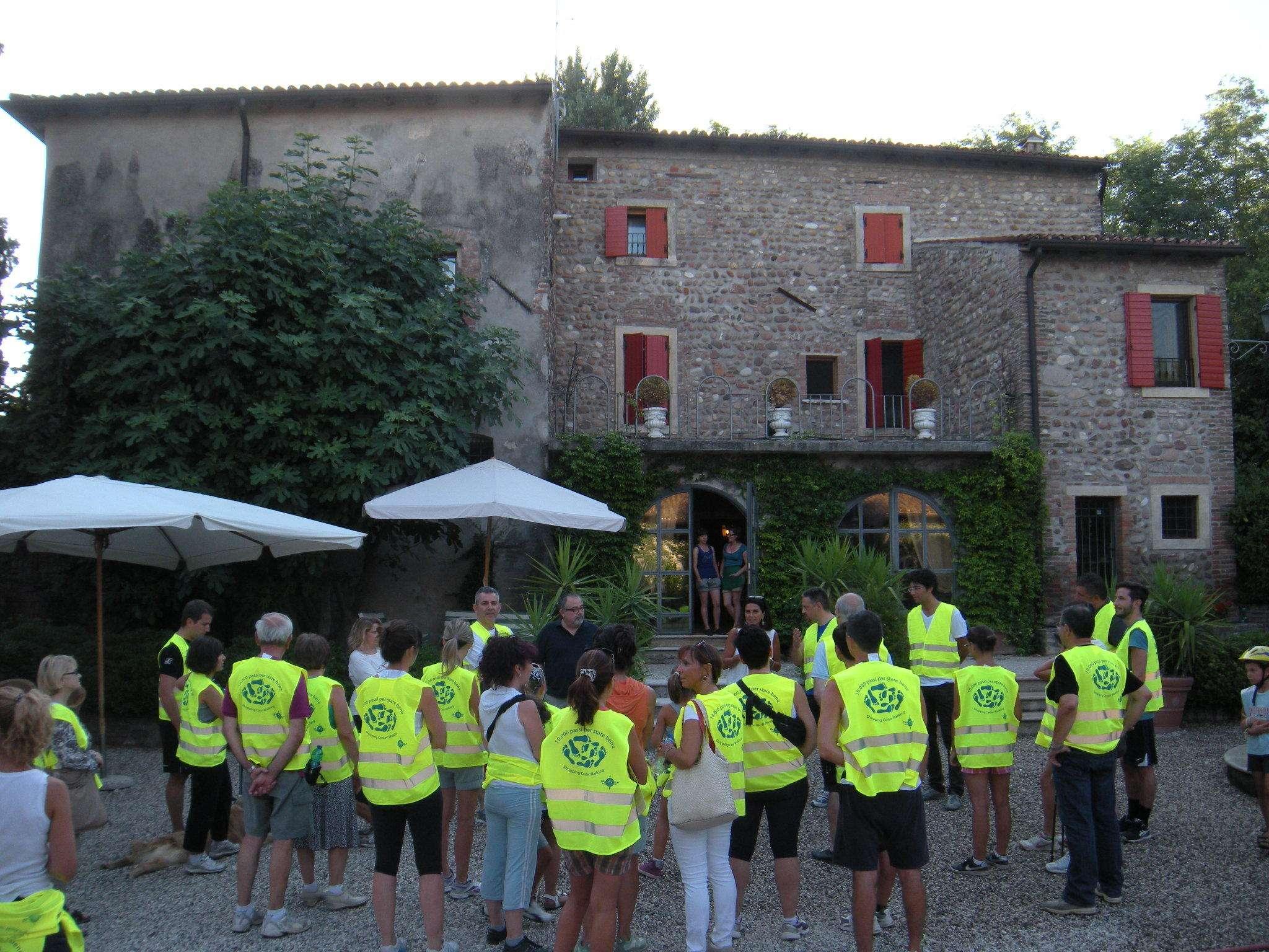 2013 07 31 10000 passi S Giorgioc Turco e gruppo
