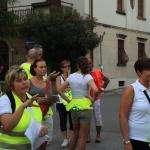 2013 08 07 Palazzolo 10000 passi, davanti alla chiesetta di S. Antonio