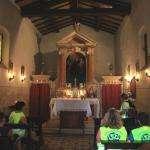 2013 08 07 Palazzolo interno chiesetta S. Antonio