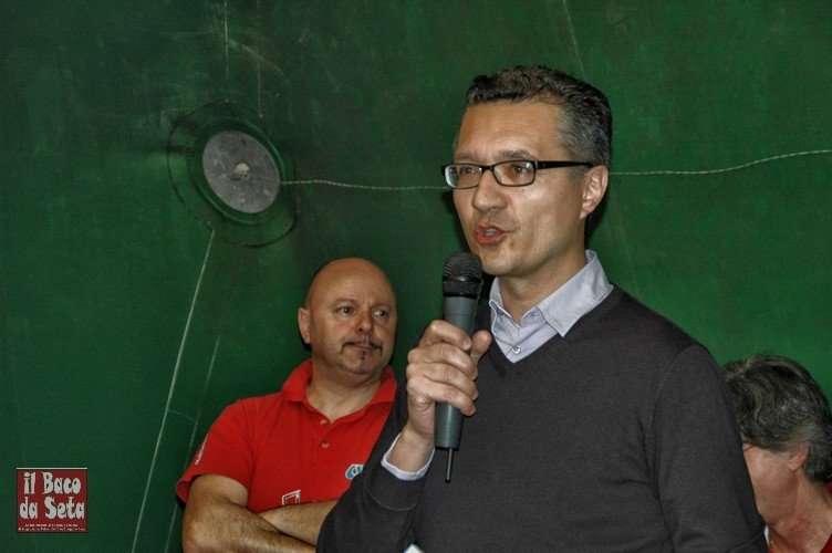 Il Presidente del Consiglio comunale di Sona Merzi
