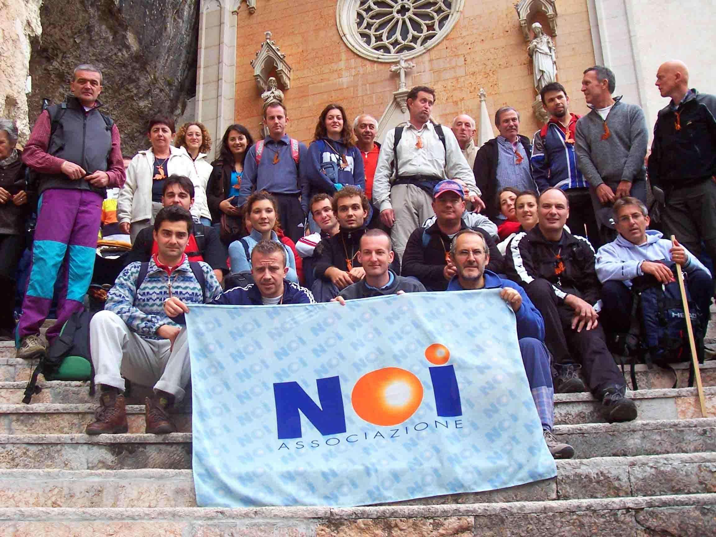 NOI Lugagnano a Madonna della Corona 2006 (2)