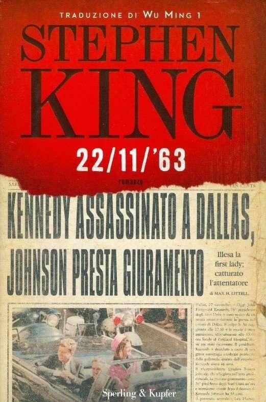 D - 22-11-63 Stephen King