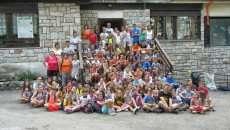 campo scuola elementari parrocchia lugagnano luglio 2015 don franco santini