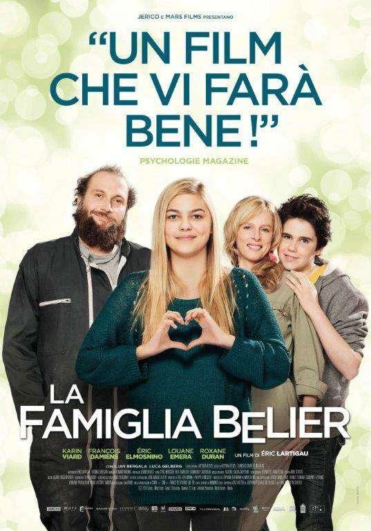 La famiglia Belier locandina