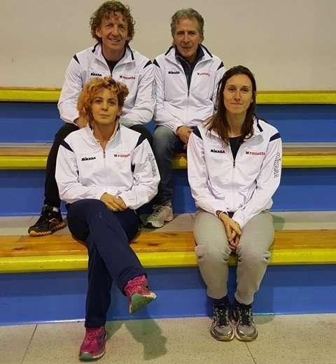 gruppo sportivo atletica lugagnano 2015 morena benetti giuliano valle arturo clementel