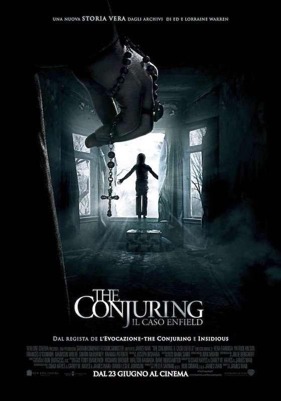 The Conjuring 2 - Locandina