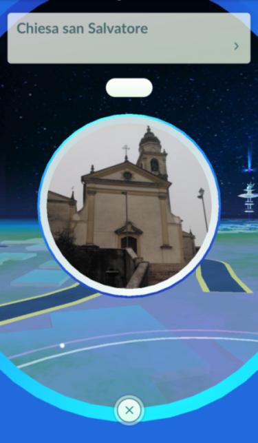 Chiesa di Sona Pokéstop