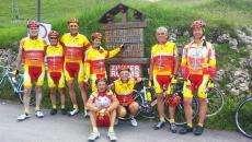 ciclo club lugagnano rifugio graziani luglio 2016