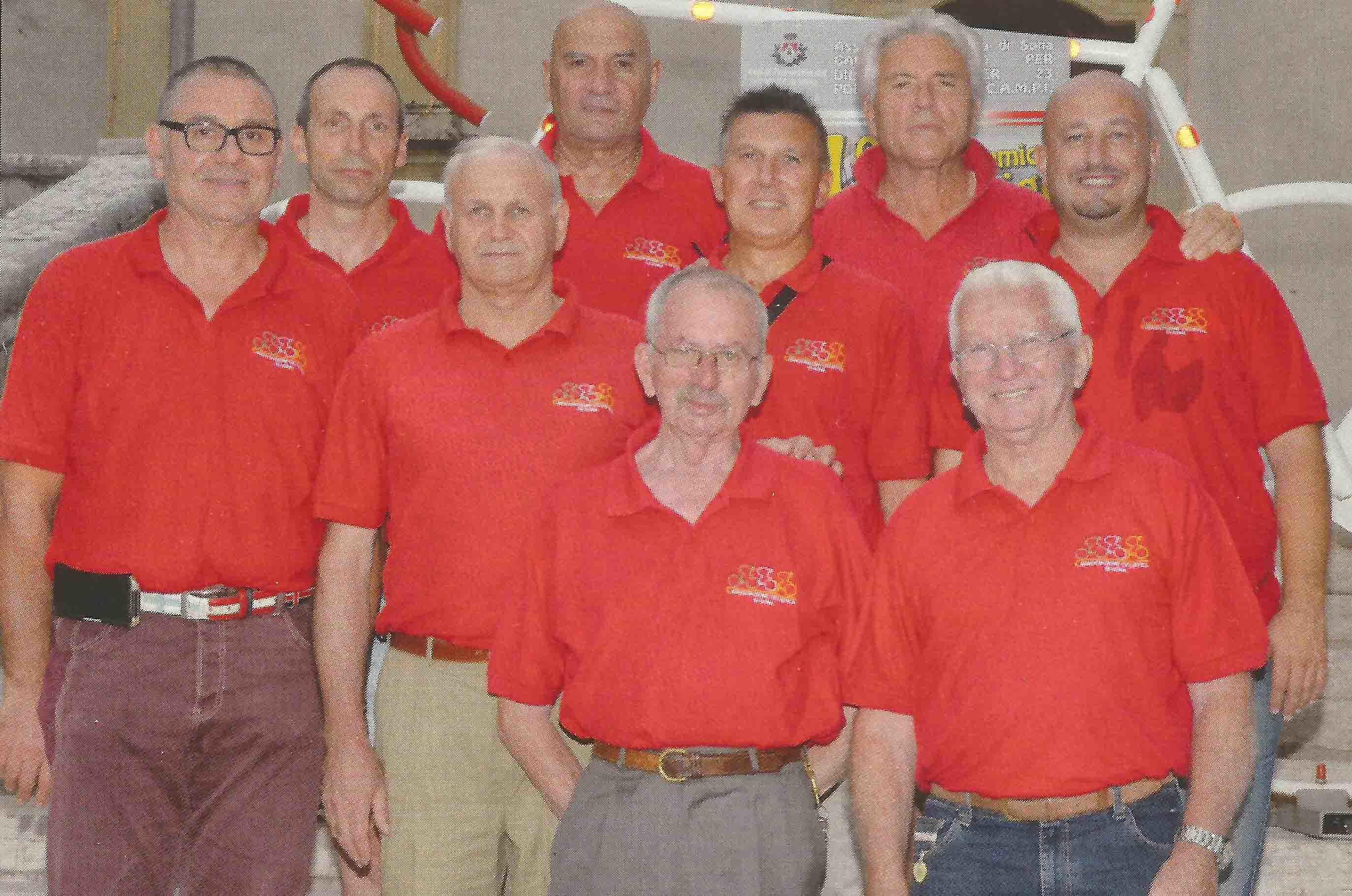 Gli organizzatori del 53esimo Gran Premio San Luigi