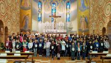festa eccomi bambini prima comunione lugagnano 2016