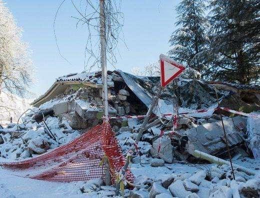 neve terremoto centro italia 2017