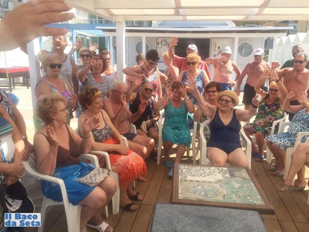 Sono in cinquantadue i nostri nonni al mare. Organizzano il Comune ...